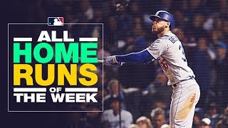 All Home Runs of the Week (4/22 to 4/28)