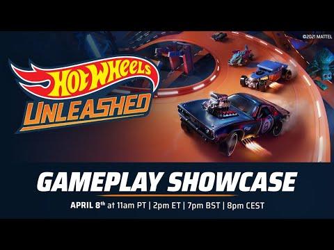 Первый геймплей Hot Wheels Unleashed показали в новом трейлере