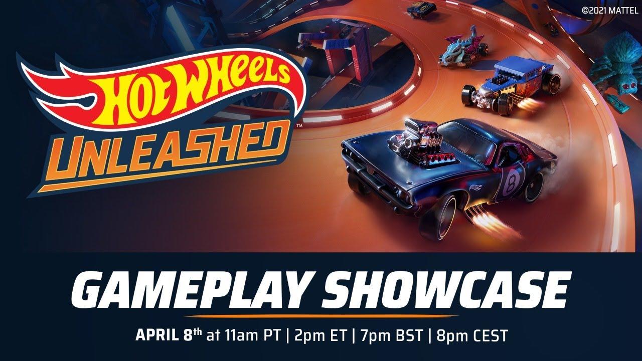 Hot Wheels Unleashed™ Gameplay Showcase