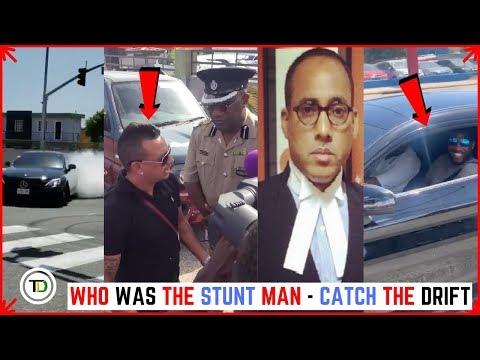 Dunrobin DRIFT takes a TWIST, who was driving? - Champagne slams JCF
