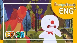 My Friend Trex 1 fun! fun! dino adventure!  Funny ani | Franky kids TV / cartoon /franky and friends