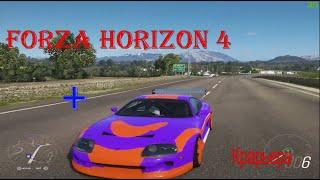 Проходим карьеру в Forza Horizon 4