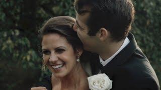 Ohio State University  Band Surprises Bride and Groom // Nicholas + Eliza