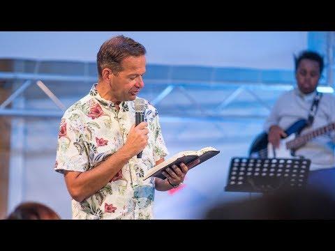 Durchhalten - Predigt von Mario Wahnschaffe - CLW Bonn