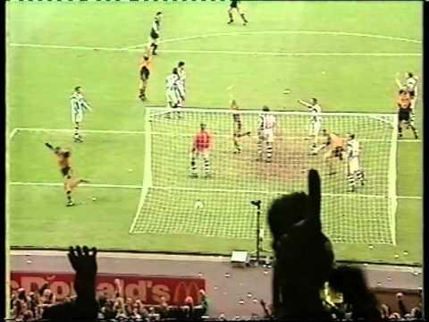 Wolves v West Brom  First Division 96-97