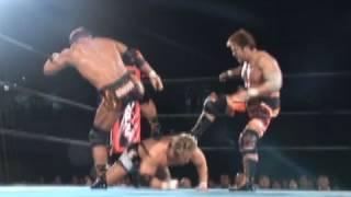 2010.09.18 MAKABE & TANAHASHI vs KOJIMA & TANAKA 真壁刀義 検索動画 22
