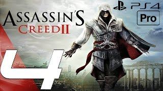 Assassin's Creed 2 Remastered - Gameplay Walkthrough Part 4 - Venice & Thief's Guild (PS4 PRO)