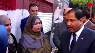 فيديو| محافظ الغربية للأهالي: «إيه أخبار الأسعار» والمواطنون: «خليها على جنب»