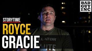 ROYCE GRACIE: Eddie Bravo beef and Ryan Gracie sucker punch stories...