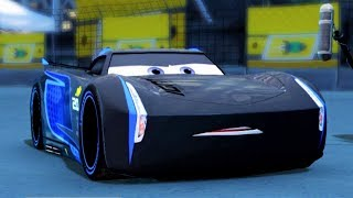 Cars 3: Driven to Win - Jackson Storm Race Gameplay HD