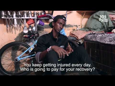Annul Pale: A BMX Star Rises From The Slums Of Mumbai | Unique Stories from India