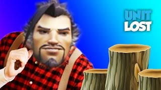 Hanzo The Lumberjack?