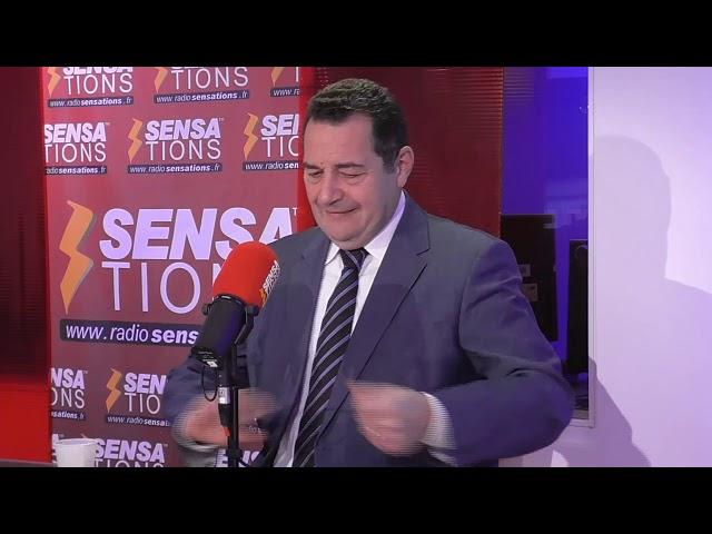 Hebdo Politique n°182 : Jean-Frédéric POISSON, président de VIA, la voie du peuple
