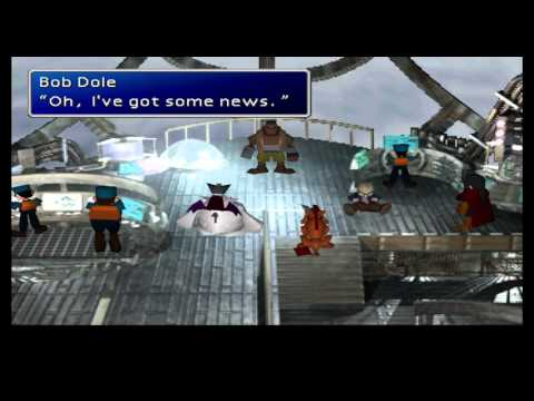 Final Fantasy VII - 29 - There ain't no gettin' off this train we on
