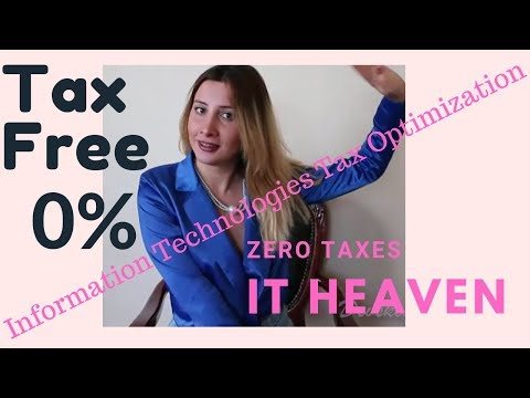 IT Business is COMPLETELY TAX FREE - Virtual Zone in Georgia