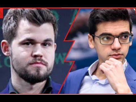 Magnus Carlsen = Leela Chess Zero | Carlsen VS Anish giri | Chessable master | ft. Vijay Joshi
