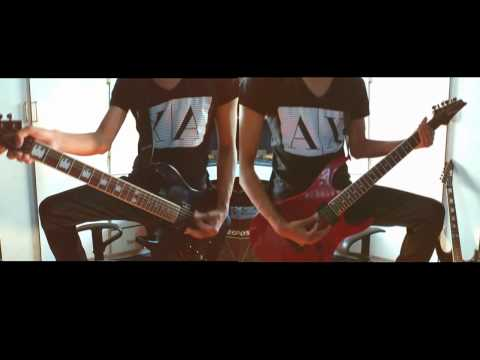 Asking Alexandria - Not The American Average Dual Cover(WithTab)