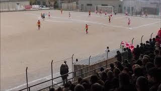 Città di Gangi - Gangi Calcio 1-6 (Promozione B 2017-18)