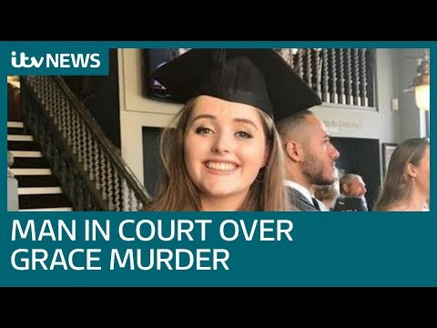Man in court charged with murder of British backpacker Grace Millane | ITV News