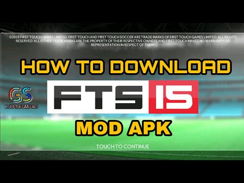 How To Download FTS 15 Mod APK For Android