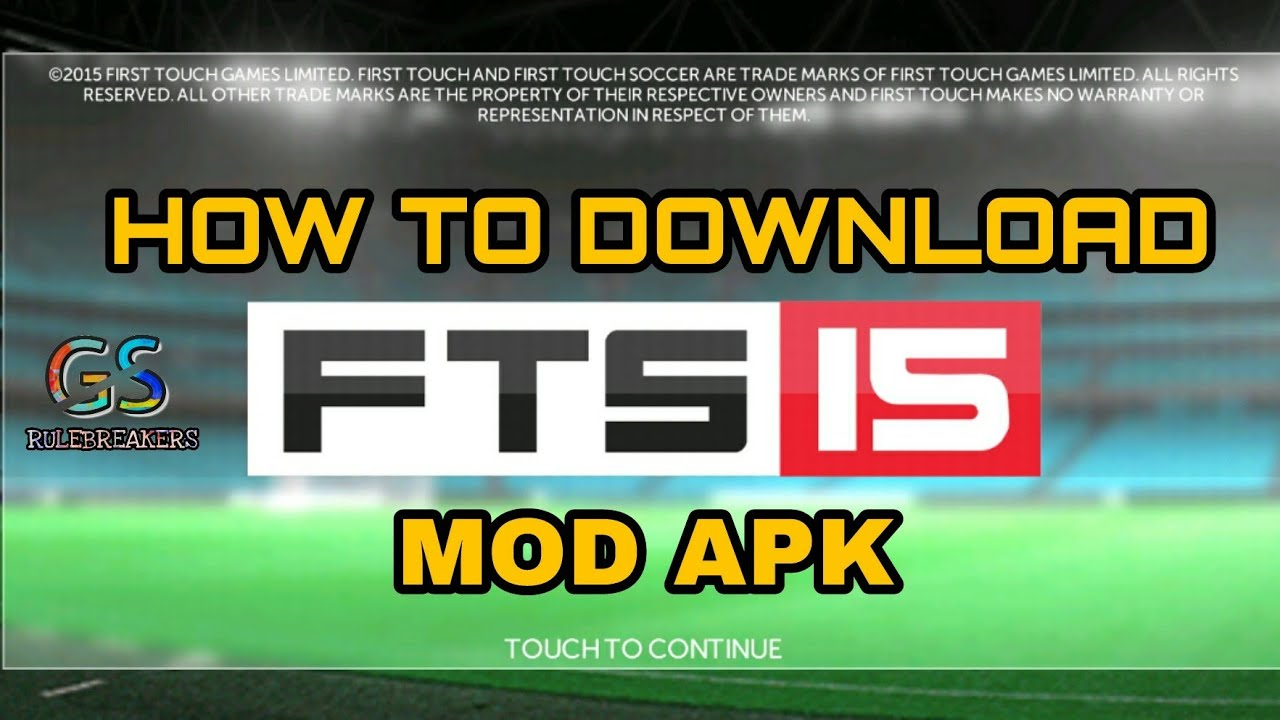 fts 15 mod apk and obb download