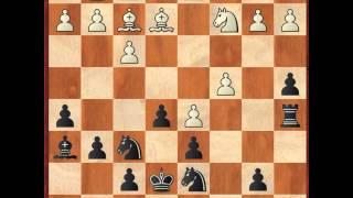 Шахматы - Как играть дебют - Английская атака-2 - 7.Nb3 - 9.Nd5! (практика) - 3 часть (финал)(1. e4 c5 2. Nf3 d6 3. d4 cd 4. Nd4 Nf6 5. Nc3 a6 6. Be3 e5 7.Nb3 Be6 8.f3 h5! 9.Nd5! Теоретическая часть ..., 2014-01-08T12:19:44.000Z)