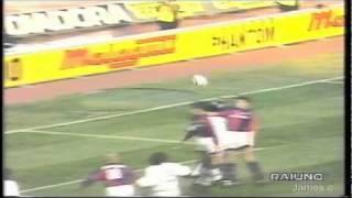 Bologna Inter 2-0 1998/99