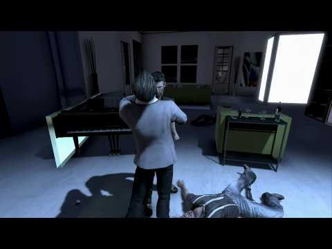 Splinter Cell Conviction running HD 5770 vapor-X