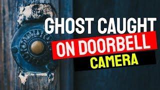 Real Ghost Caught On Video Doorbell Camera!