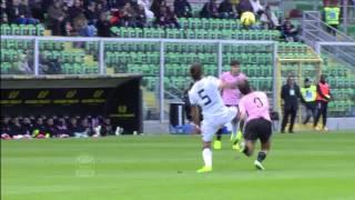 Palermo - Cagliari 5-0 - Highlights - Giornata 17 - Serie A TIM 2014/15