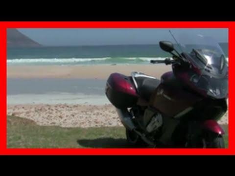BMW K 1600 GT & BMW K 1600 GTL Test in Südafrika
