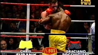 Chris Eubank vs Graciano Rocchigiani