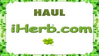 HAUL iHERB di Novembre | Mya Beauty Thumbnail