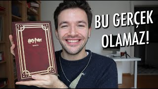 HARRY POTTER AJANDASI'NI İNCELEDİM!