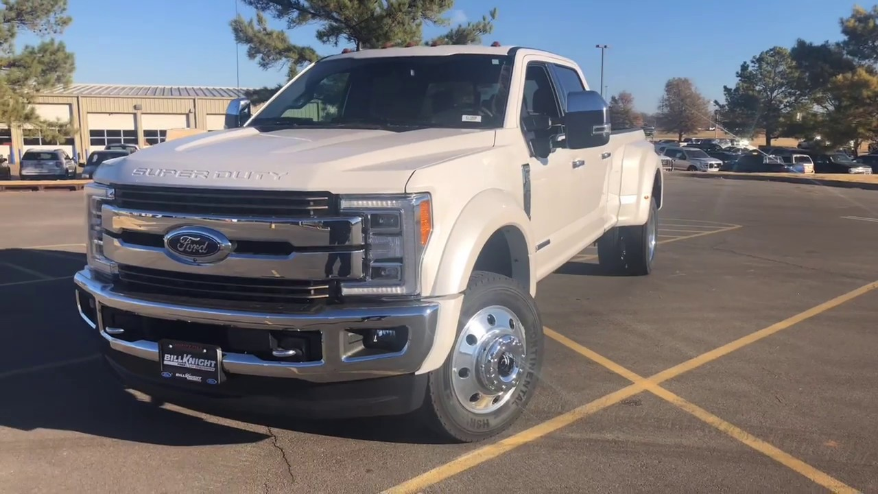 ford   king ranch drw youtube