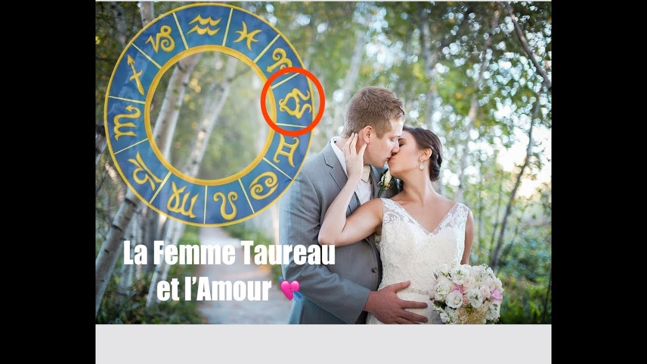 577931774bb La Femme Taureau et l amour - YouTube