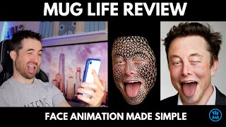 MUG LIFE APP REVIEW: Cręate Advanced Memes with Face Tracking