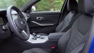 2019 BMW 3 Series G20 - The Interior Design