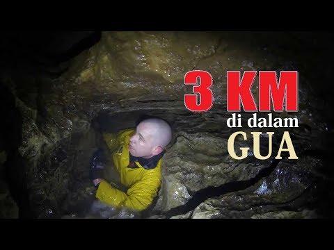 inilah Gua Terpanjang, yang belum di temukan ujungnya! Ternyata Ada di Indonesia !!!