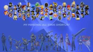 PlayStation All Stars Battle Royale - Personajes, escenarios, etc