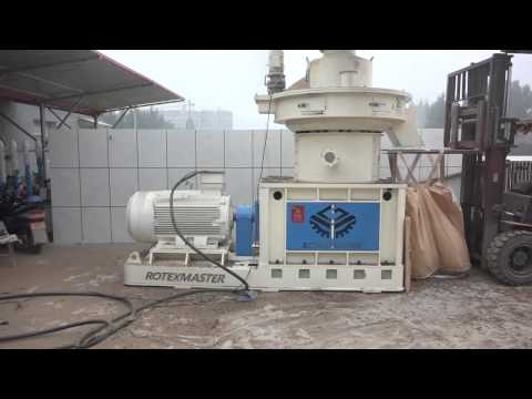 YGKJ-850 Biomass Wood Pellet Machine