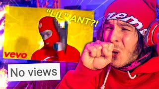 Reacting to LIL RAPPERS with 0 VIEWS