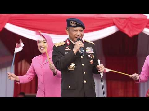 MAUMERE POLDA METRO JAYA 2017 - DIRGAHAYU KEMERDEKAAN REPUBLIK INDONESIA KE 72