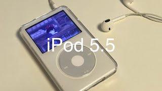 아이팟 클래식 5.5세대 개봉기/비디오팟/우유팟/레트로…