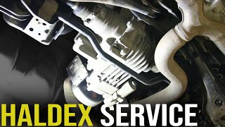 How to Perform an AWD MK7 Haldex Service