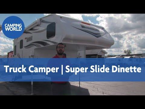 2017 Lance 1172 | Premium Truck Camper | Roadster - RV Review