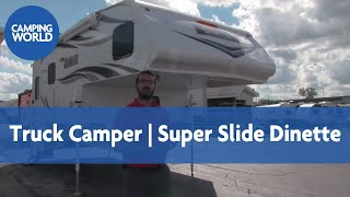 2017 Lance 1172 | Premium Truck Camper | Roadster - RV Review