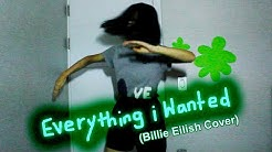 Billie Eilish - Everything I Wanted (extra spacey, Korean verse, and DANCE)