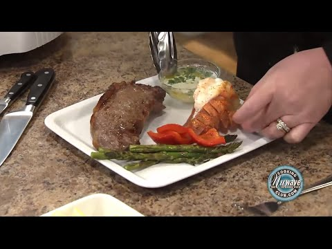 how to cook lobster tails in oven youtube