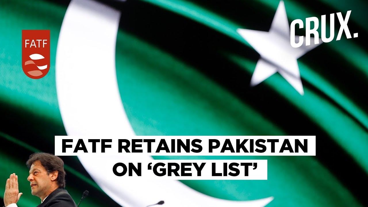 Pakistan To Remain In FATF Grey List Till February 2020 - YouTube